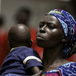 woman and child - women peace and security nigeria