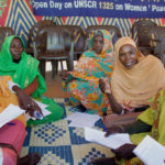 women peace and security nigeria
