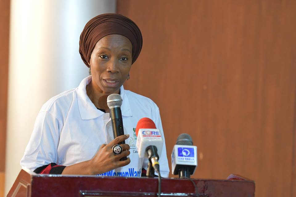 UN Women Country Rep Delighted by launch of WPS Nigeria Website