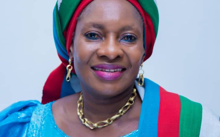 Minister of Women Affairs Commends the Launch of WPS Nigeria Website
