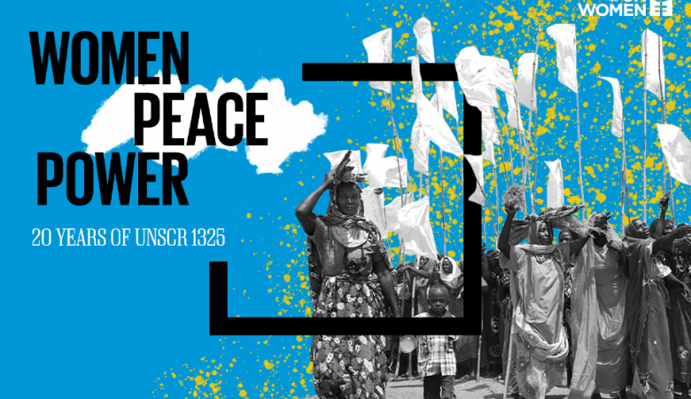 20 Years On: Women, Peace and Power