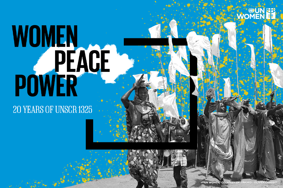 women, peace and power